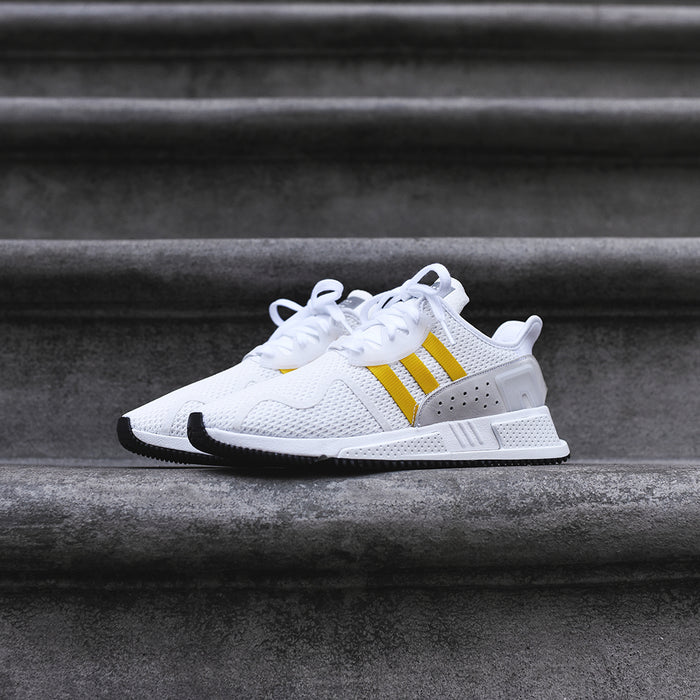 adidas Originals EQT Cushion ADV - White / Gold