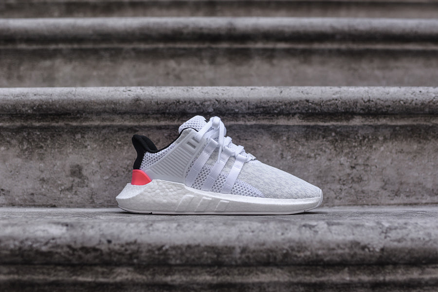 adidas Originals EQT Support 93/17 - White / Black / Turbo