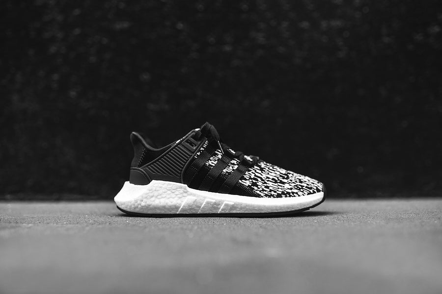 adidas Originals EQT Support 93/17 - White / Black