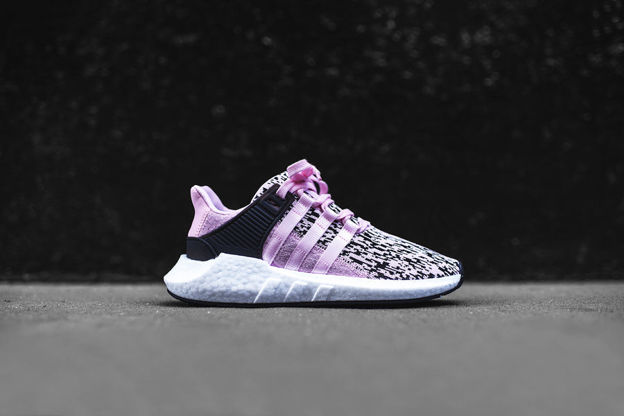 adidas Originals EQT Support 93/17 - White / Pink / Black