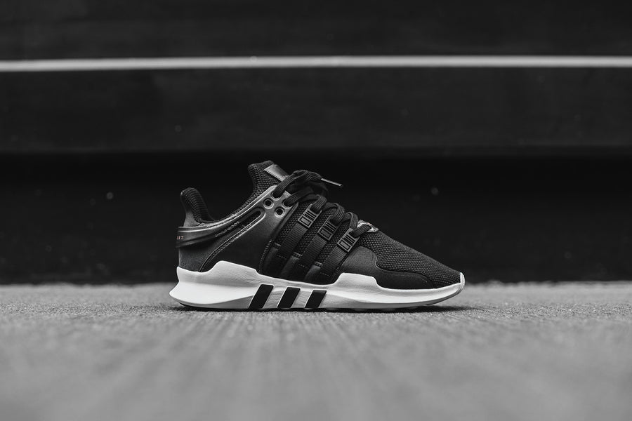 adidas Originals EQT Support ADV - Black / White