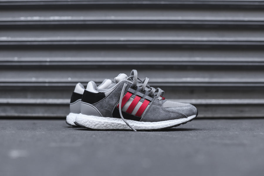 adidas Originals EQT Support 93/16 - Solid Grey / Red / Black