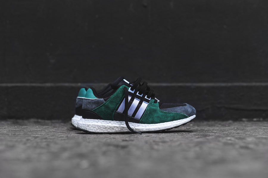 adidas Originals EQT Support 93/16 - Black / White / Sub Green