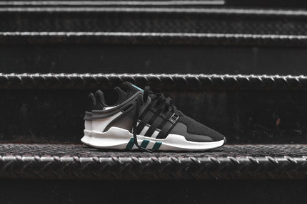 adidas EQT Support ADV - Black / Sub Green / Solid Grey