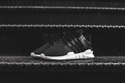 adidas Originals EQT Support RF Equipment Black White Men Retro