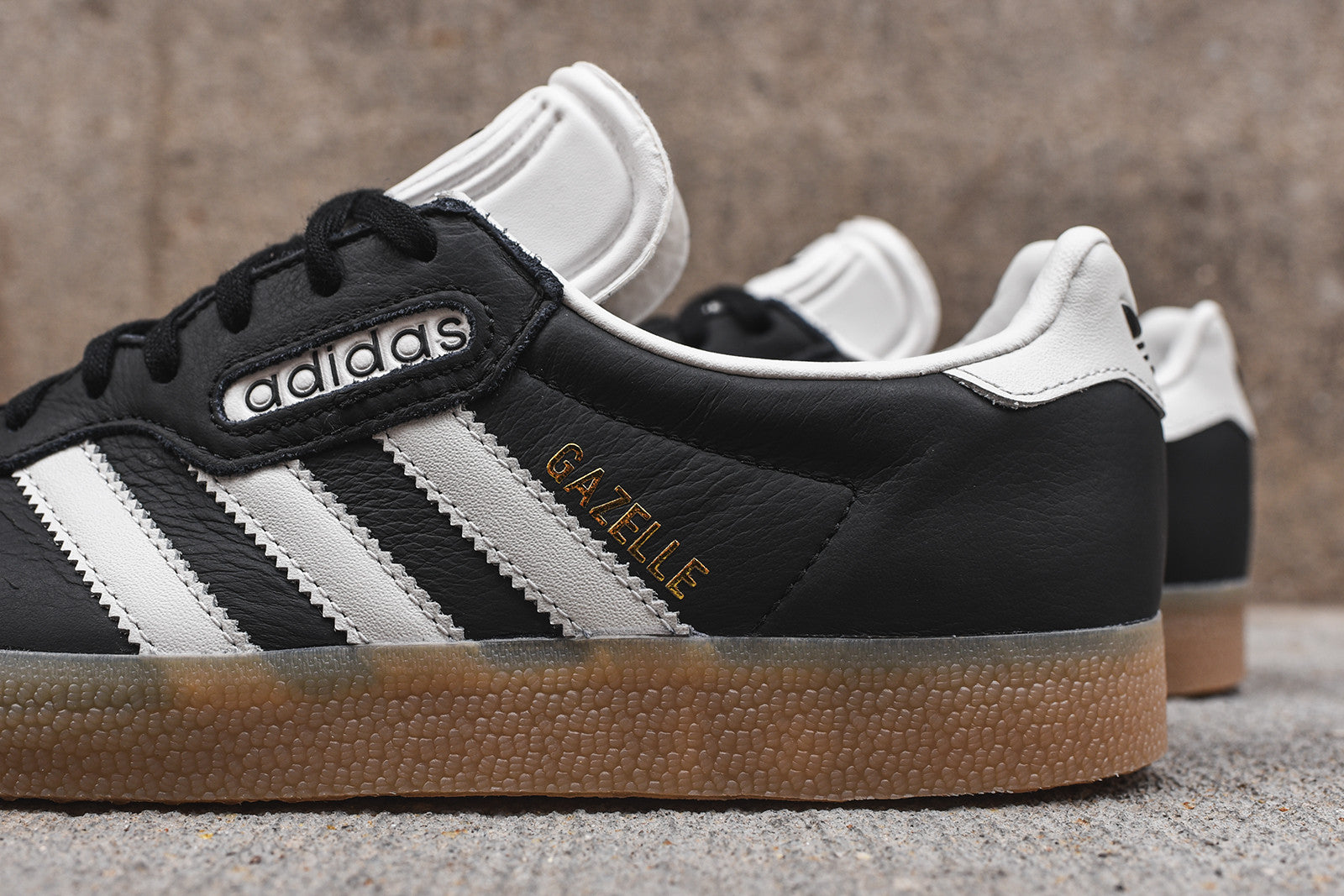 adidas Originals Gazelle - Black / White
