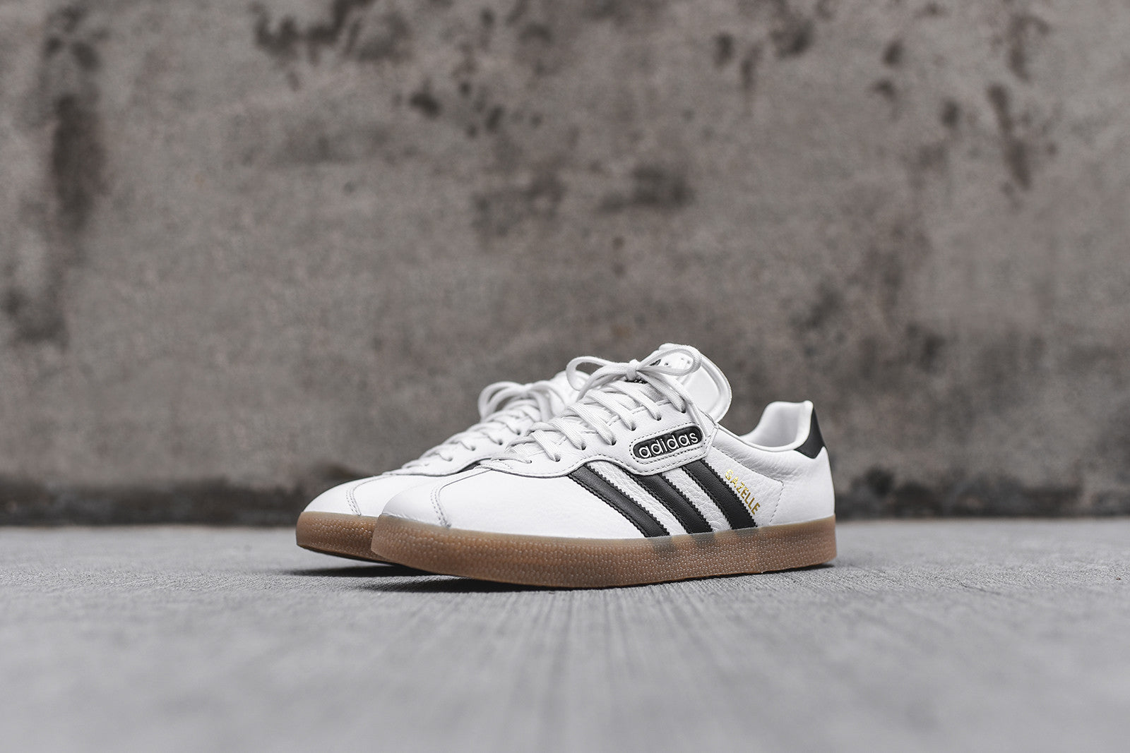 adidas Originals Gazelle - White / Black