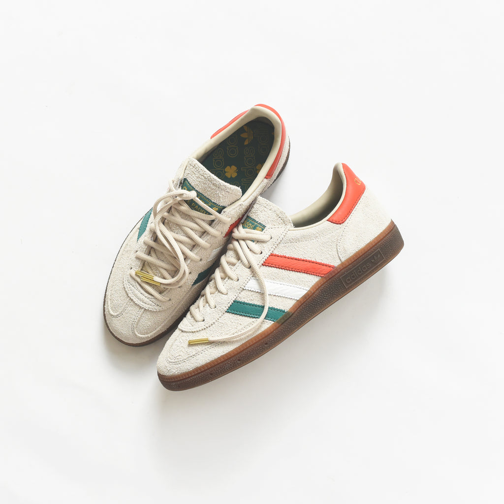 super popular 335a5 99d8d adidas Terrace Handball Spezial - St. Patricks Day Pot of Gold – Kith