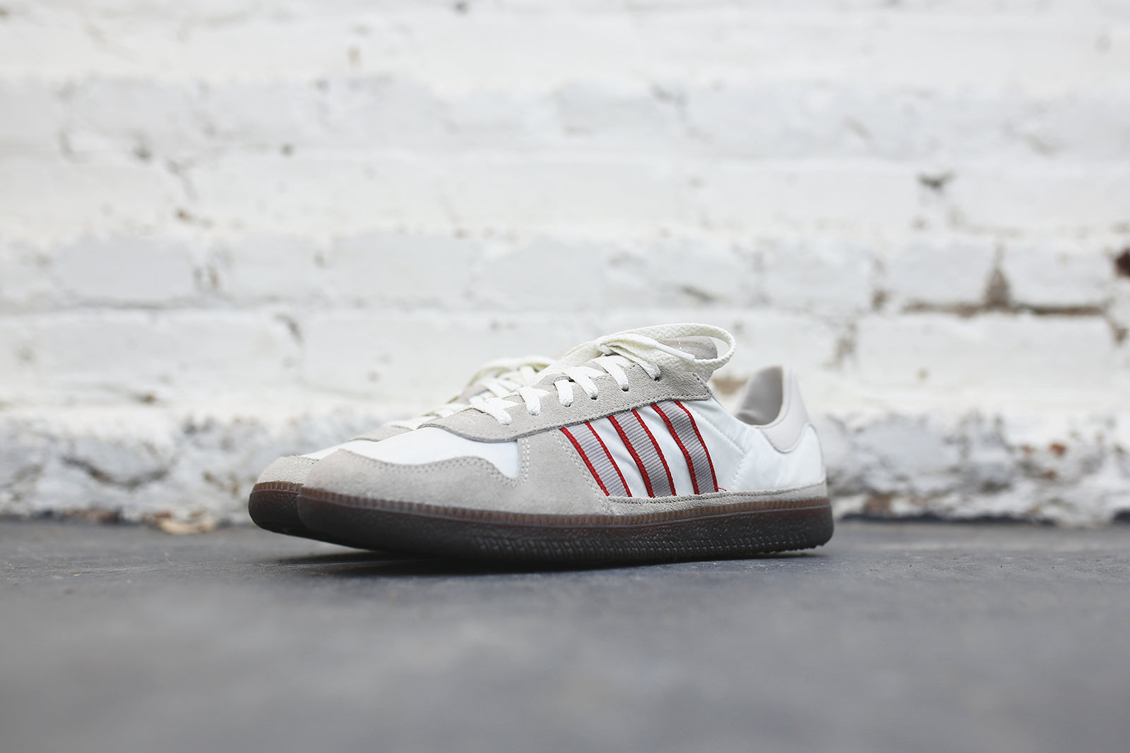 adidas Originals Hulton SPZL - Triple Brown