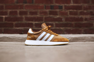 adidas Originals Iniki Runner - Gold / White