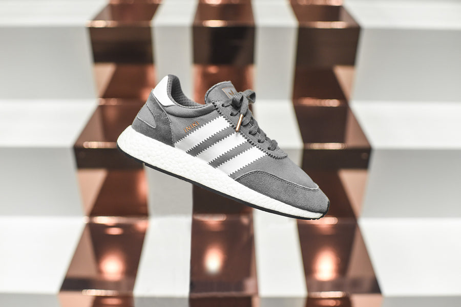 adidas Oringinals Iniki Runner - Grey