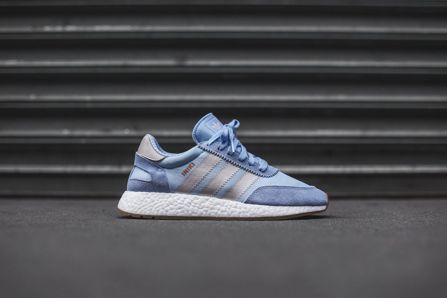 adidas Originals Iniki Runner - Easy Blue / Pearl Grey / Gum