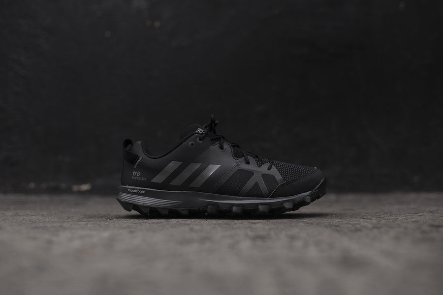 adidas Mountain Kanadia TR8 - Black / Iron