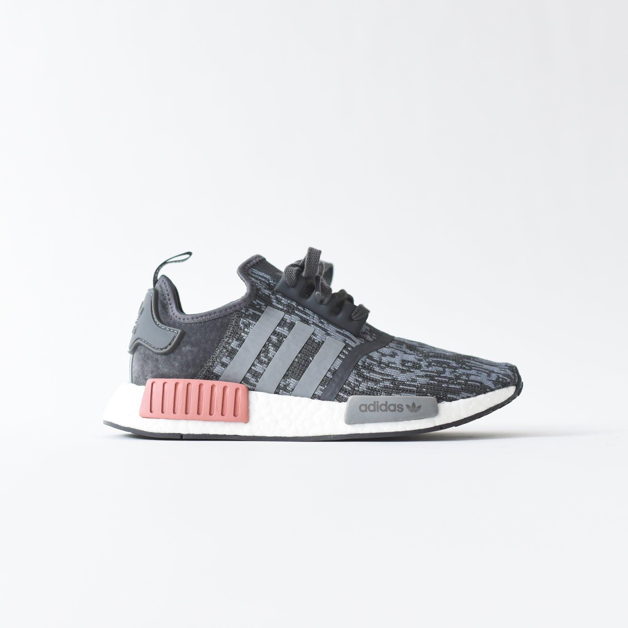 1d93889add68b adidas Originals WMNS NMD R1 - Grey   Pink   White – Kith