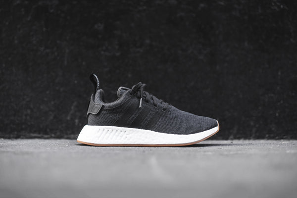 adidas NMD_R2 - Black / Grey / White