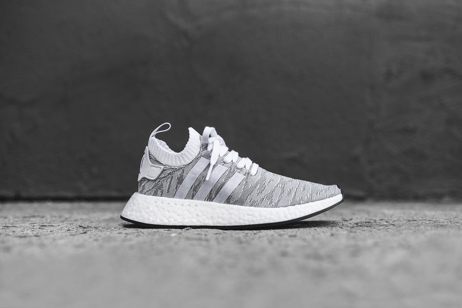 adidas Originals NMD_R2 PK - Grey / White