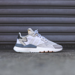adidas Nite Jogger Boost White Crystal White Core