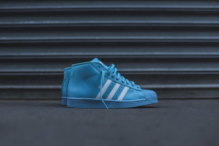 adidas Originals Pro Model - Baby Blue / White