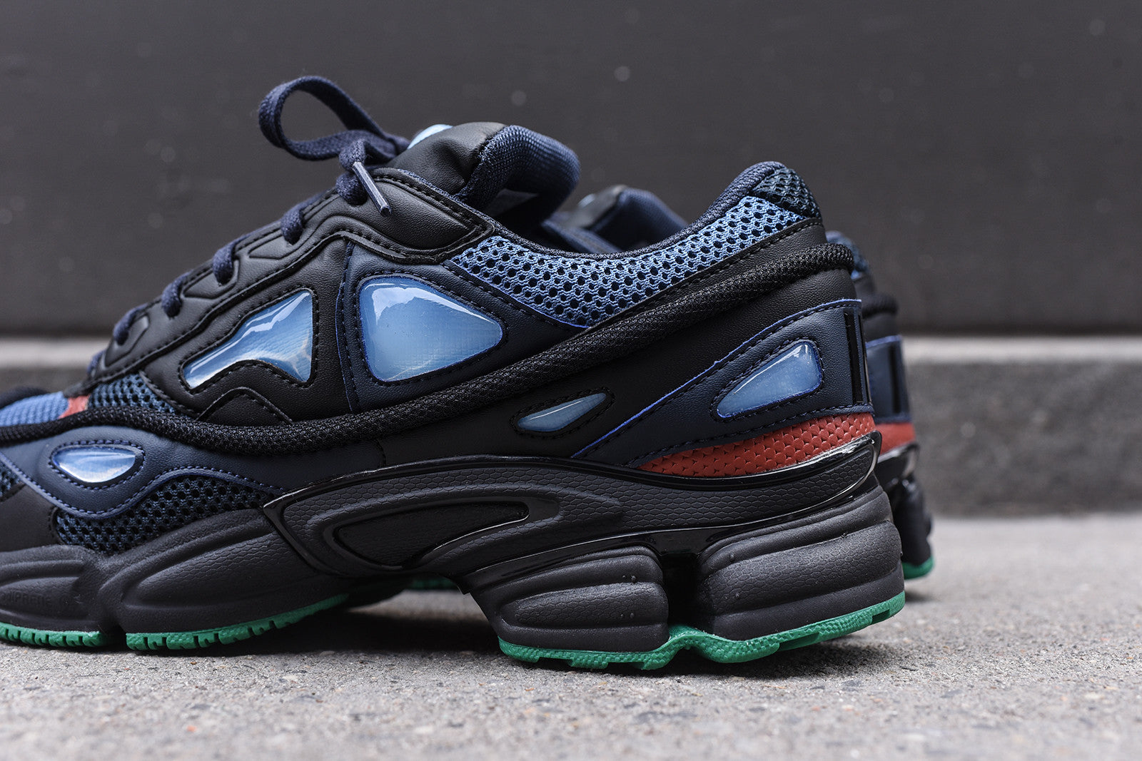 adidas Originals x Raf Simons Ozweego 2 OG - Night Marine