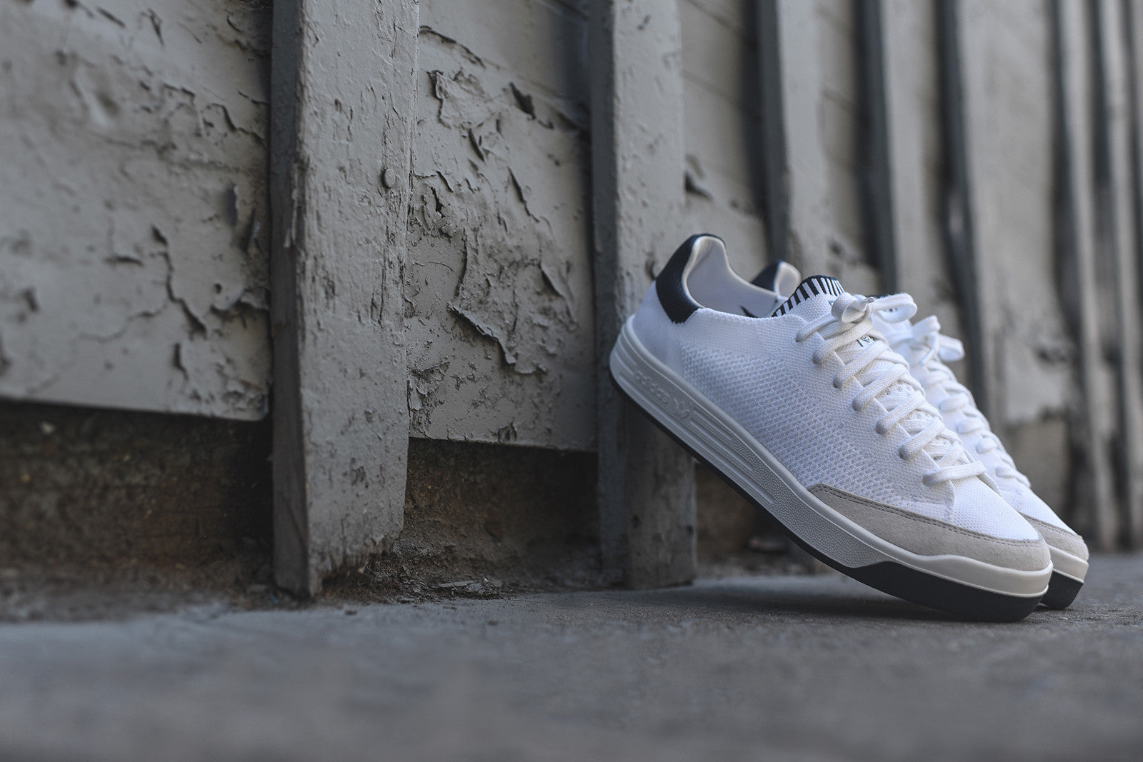 adidas Originals Rod Laver Super PK - White / Navy
