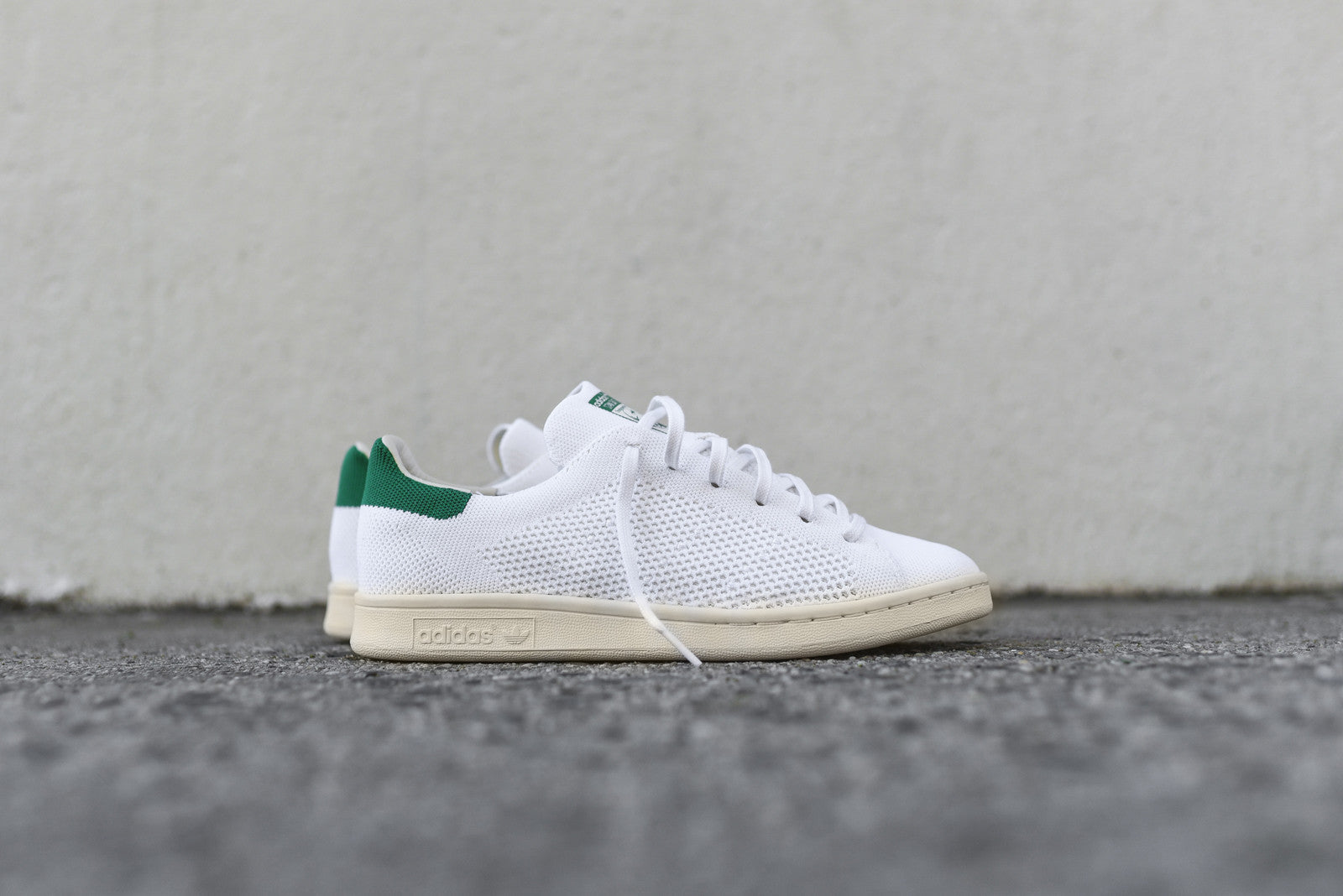 adidas Originals Stan Smith PK White Green – Kith