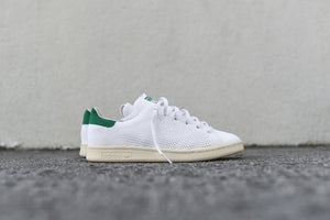 hot sale online be8a4 b80f1 adidas Originals Stan Smith PK - White / Green - 4