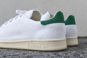 hot sale online 29431 99a08 adidas Originals Stan Smith PK - White / Green - 4