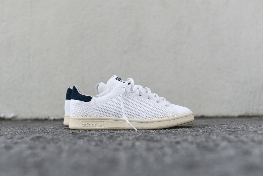 adidas Originals Stan Smith PK - White / Navy