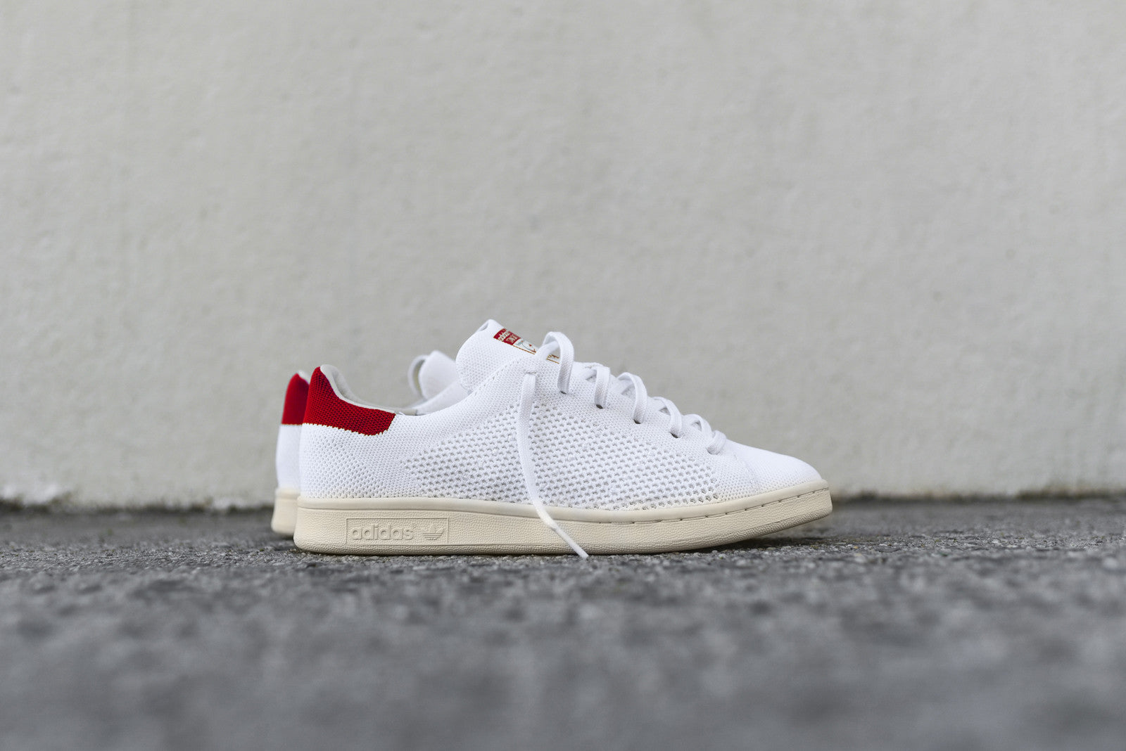 adidas stan smith originals red