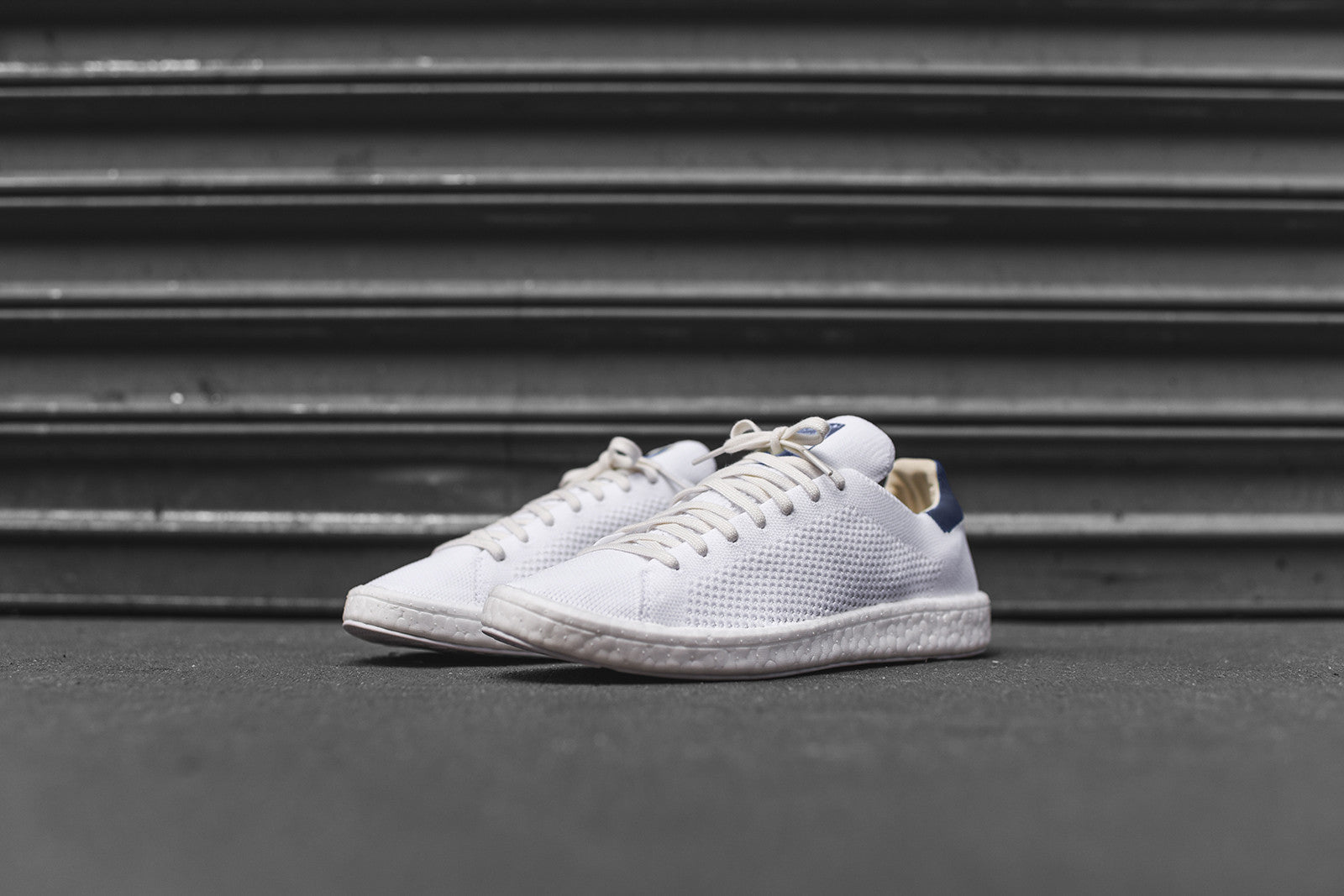 adidas Originals Stan Smith PK Boost - White / Navy