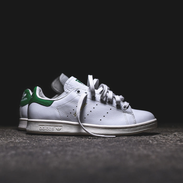 adidas Originals Stan Smith Premium - White / Green