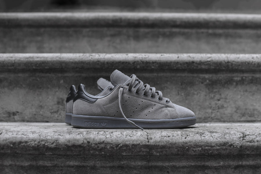 adidas Originals Stan Smith - Solid Grey / Black