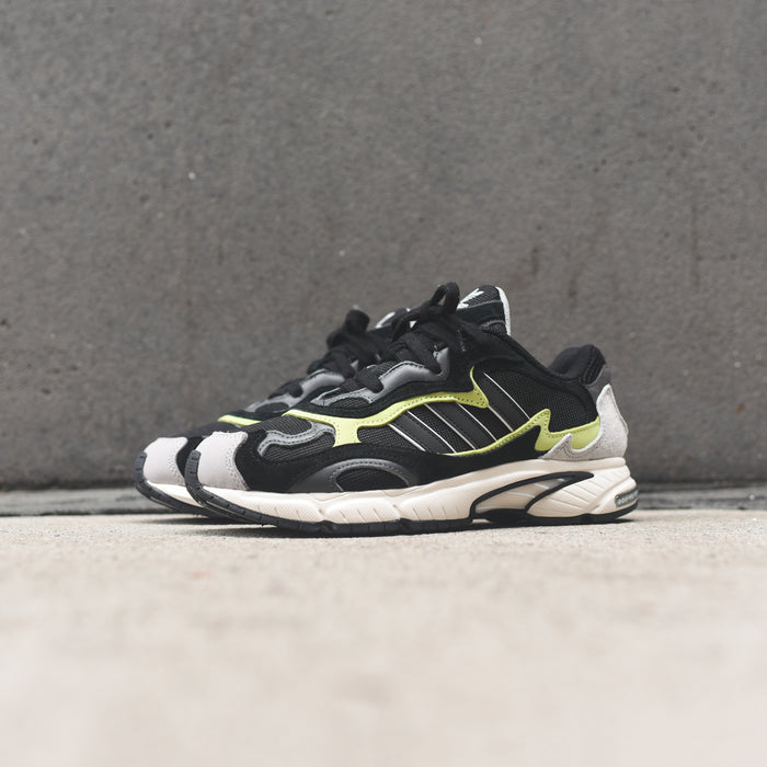 adidas Temper Run - Core Black / Glow