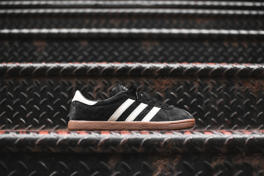 adidas Originals Tobacco - Black / Brown / Gum