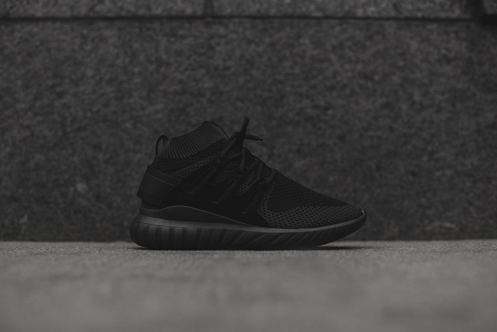 adidas Originals Tubular Nova Primeknit - Triple Black