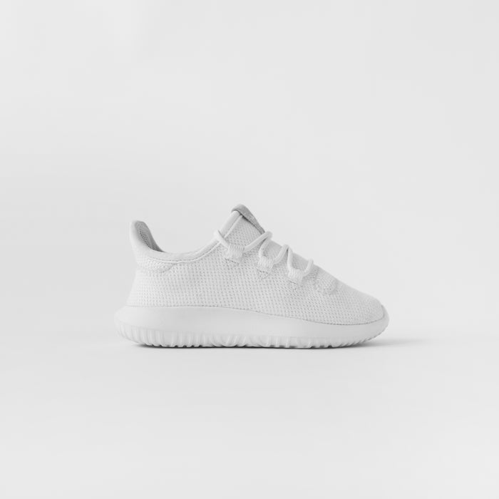 adidas Originals Crib Tubular Shadow - Triple White