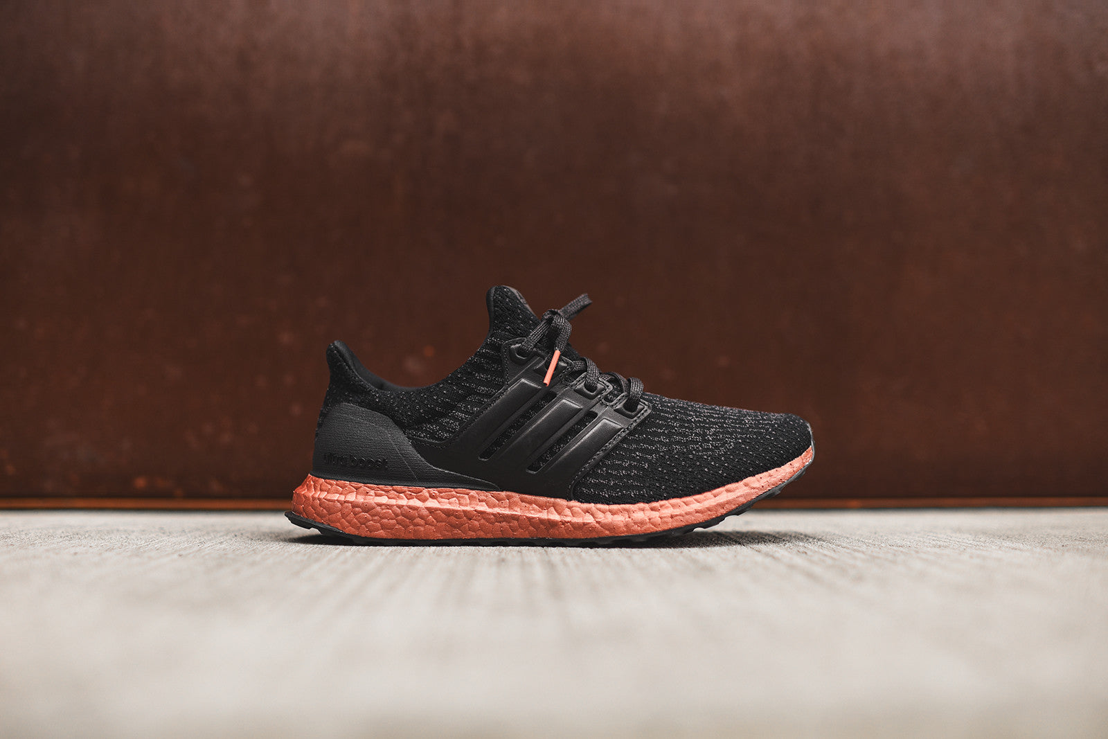 adidas Ultraboost - Black / Copper