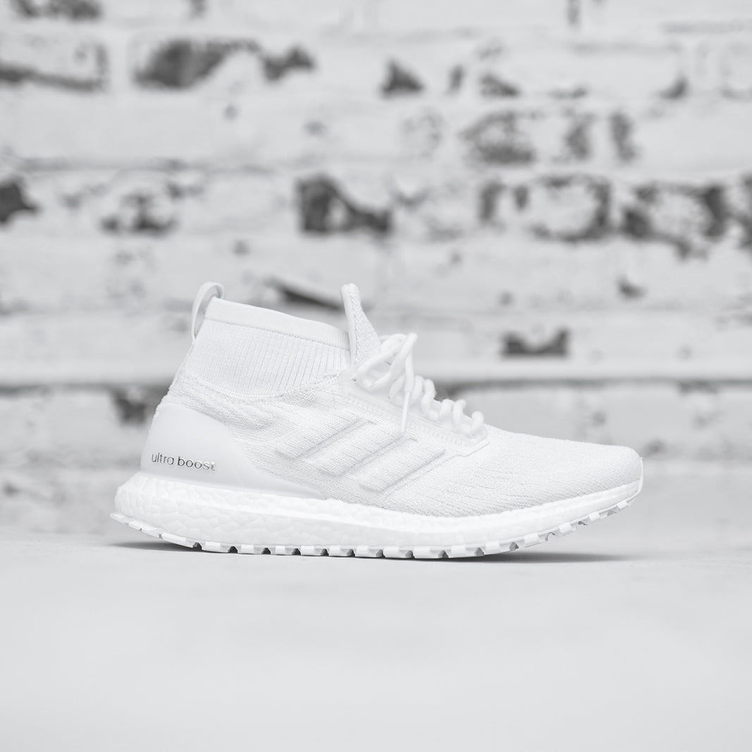 Adidas Ultra Boost 4.0 Iridescent Triple White BY1756