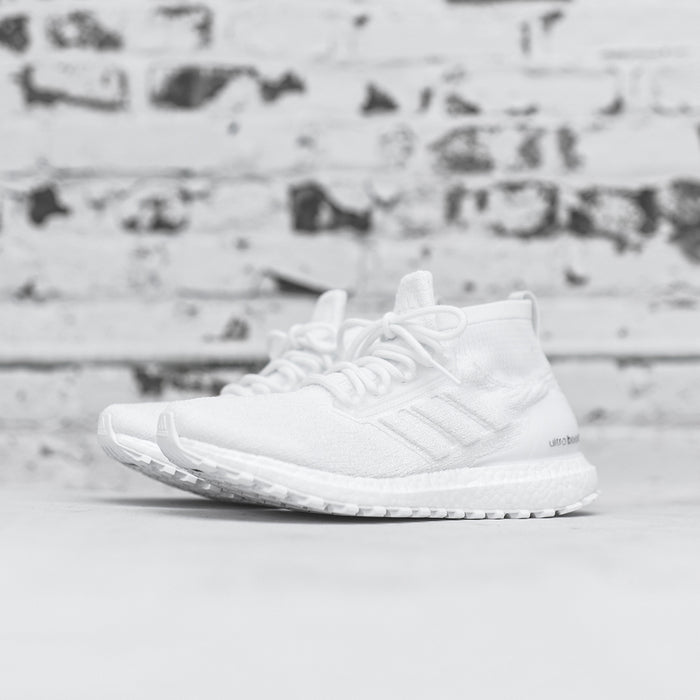 adidas UltraBoost AT - Triple White