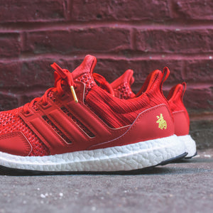 adidas Consortium x Eddie Huang UltraBoost CNY - Red