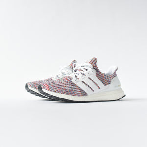 adidas UltraBoost - Multi / White