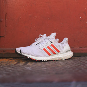 319d716fc adidas Originals UltraBoost - Chalk White   Active Red   White – Kith