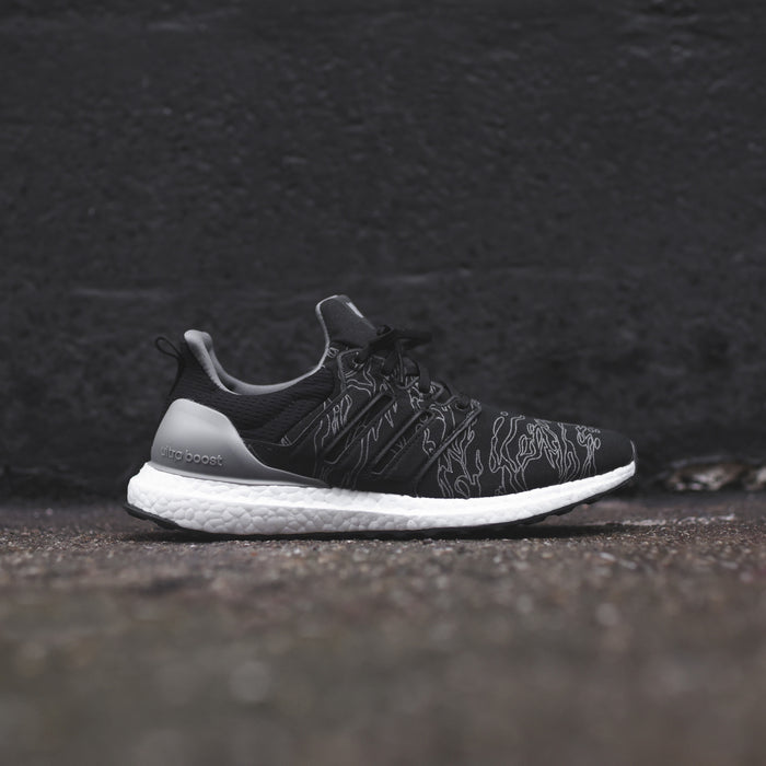 adidas Originals x UNDFTD UltraBoost - Black / White
