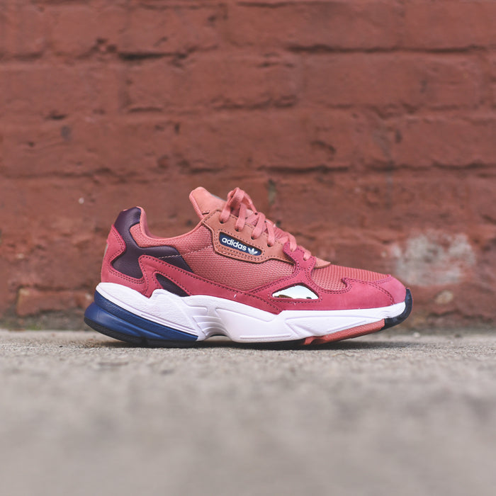 adidas Originals WMNS Falcon - Raw Pink / Pink / Blue