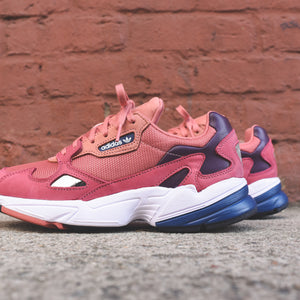 adidas Originals WMNS Falcon Raw Pink Pink Blue – Kith