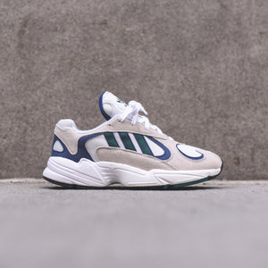adidas Originals Yung 1 White Green Blue </p>                     </div> 		  <!--bof Product URL --> 										<!--eof Product URL --> 					<!--bof Quantity Discounts table --> 											<!--eof Quantity Discounts table --> 				</div> 				                       			</dd> 						<dt class=