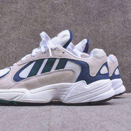 adidas Originals Yung 1 - White / Green / Blue