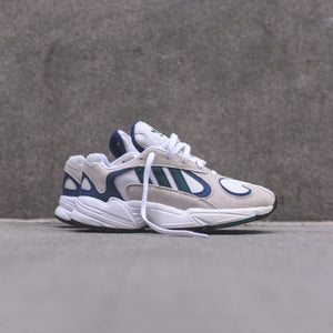 adidas Originals Yung 1 - White   Green   Blue – Kith 1324aeb4f
