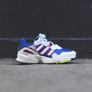best service 21cb3 953d4 adidas Originals Yung-96 - Collegiate Royal   Ftwr White   Collegiate Navy