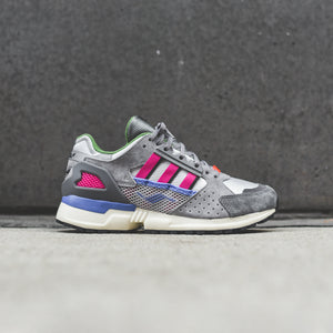 separation shoes d043a b79ad adidas Consortium x Overkill ZX10000-C - Grey / Teal - 7.5